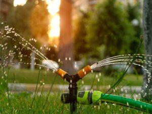 התקנת מערכות השקיה לגינה