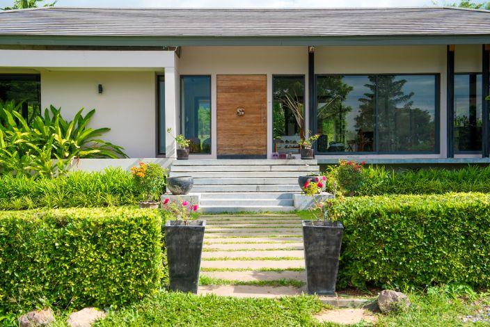 תכנון גינה פרטית על ידי אדריכל נוף מחיר